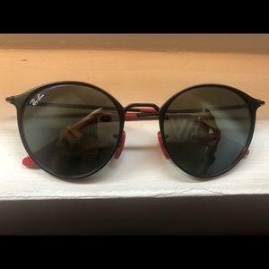 Ray ban Ferrari polarized sunglasses